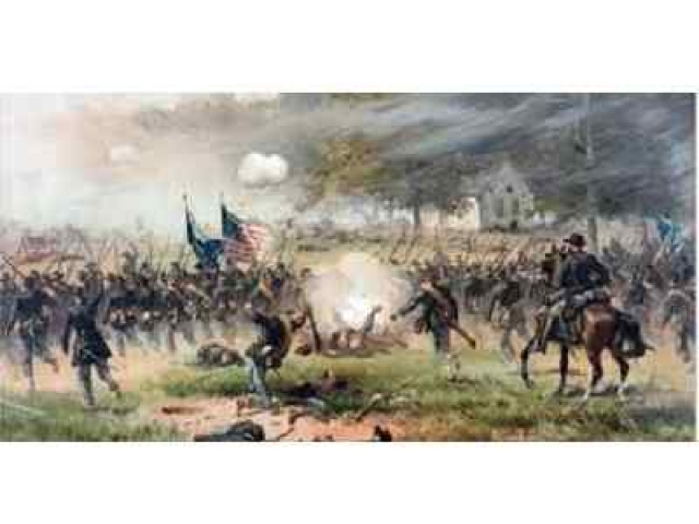 American Civil War multiple choice questions and answers