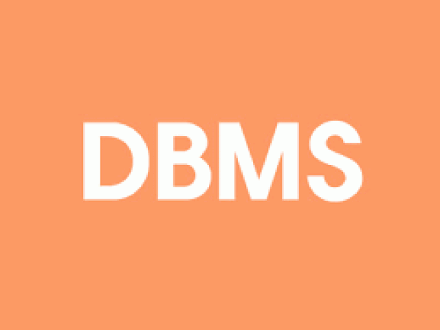 DBMS multiple choice questions and answers