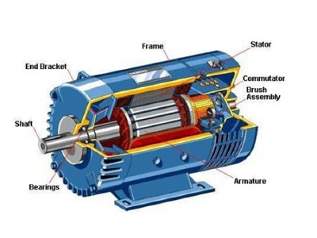 DC Motors multiple choice questions and answers