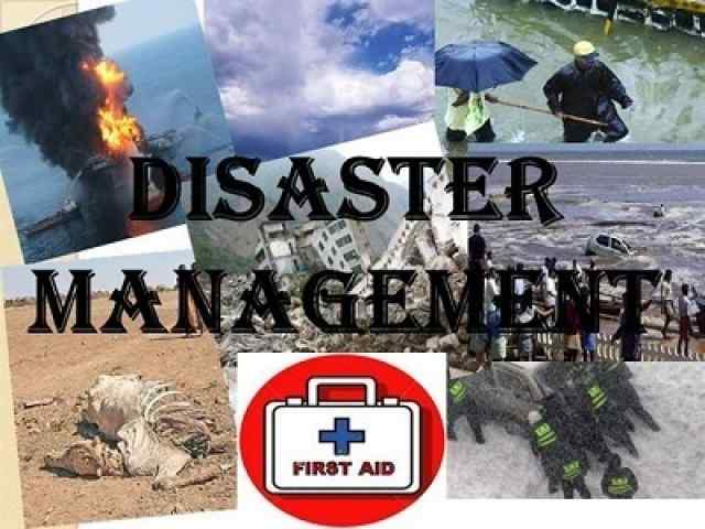 Disaster Management multiple choice questions and answers