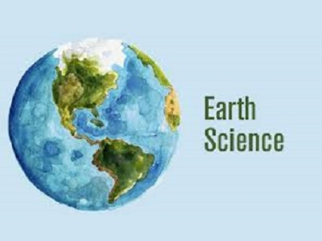 Earth Science multiple choice questions and answers