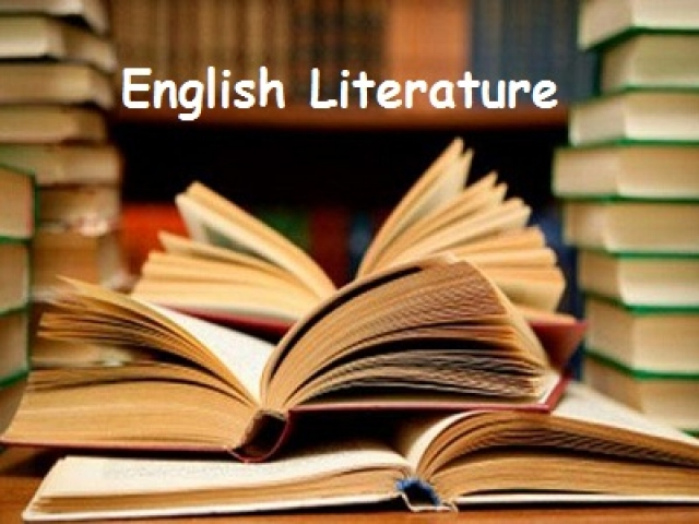 English Literature multiple choice questions and answers