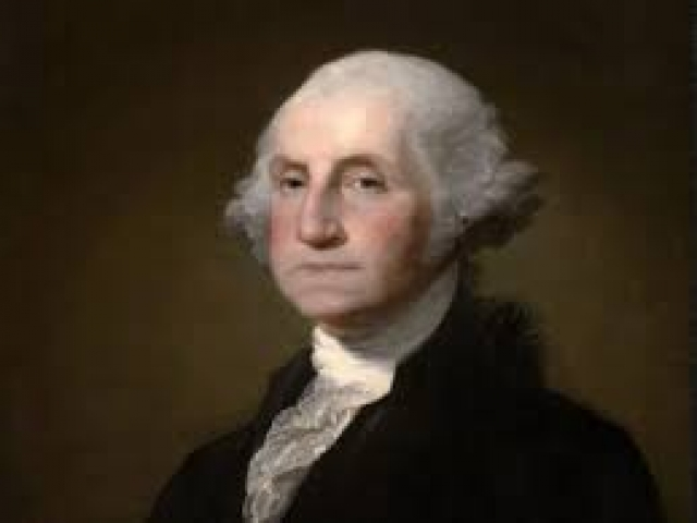 George Washington multiple choice questions and answers