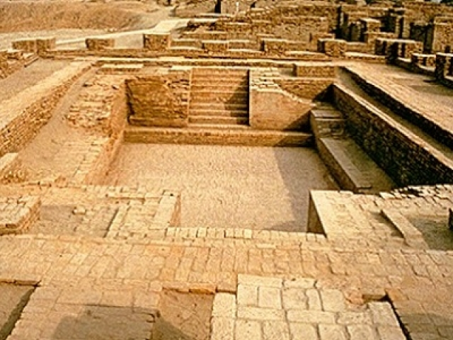 Harrapan Indus Valley Civilization multiple choice questions and answers