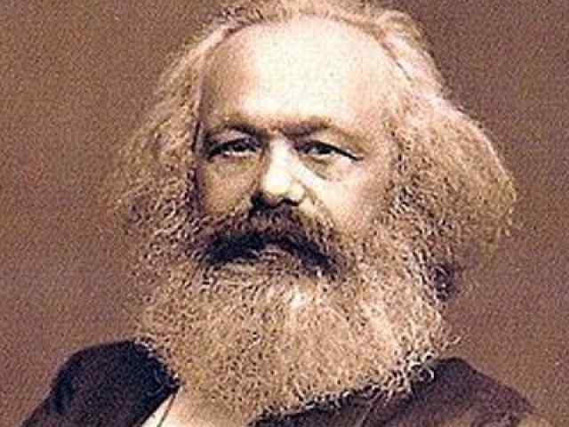 Karl Marx multiple choice questions and answers