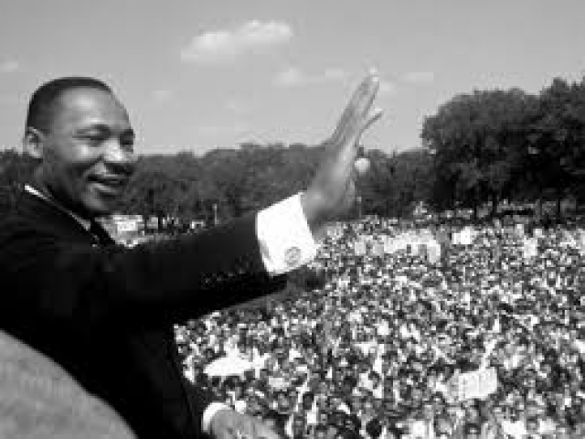 Martin Luther King Jr multiple choice questions and answers