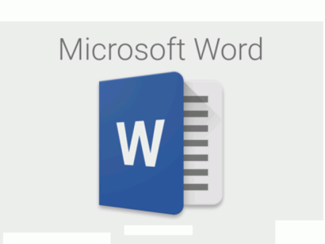 MS Word multiple choice questions and answers