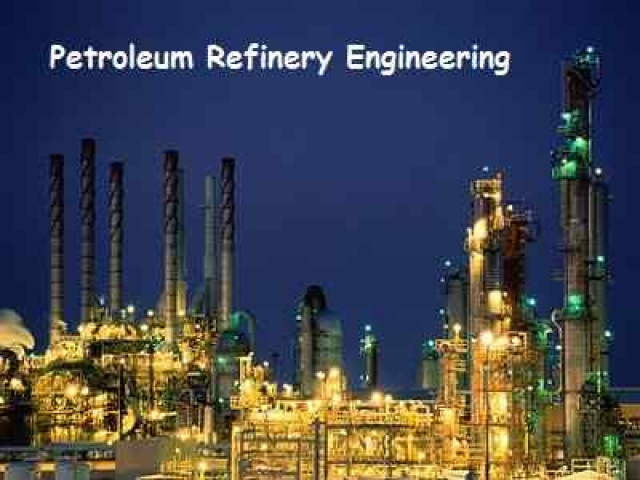 Petroleum Refinery Engineering multiple choice questions and answers