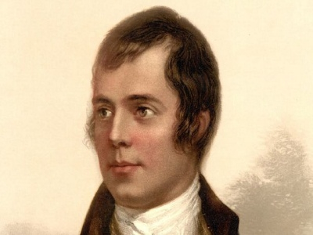 Robert Burns multiple choice questions and answers