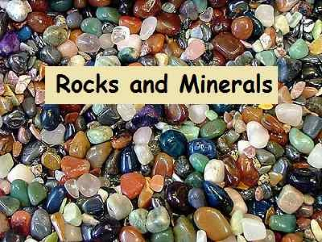 Rocks and Minerals multiple choice questions and answers