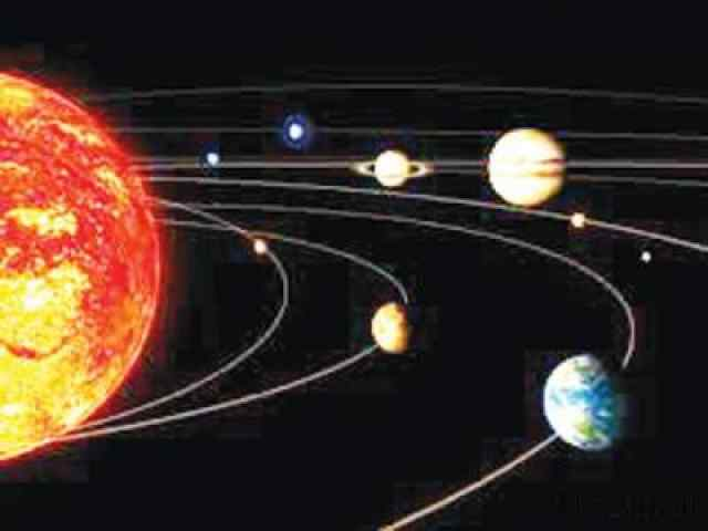 Solar System and Planets multiple choice questions and answers