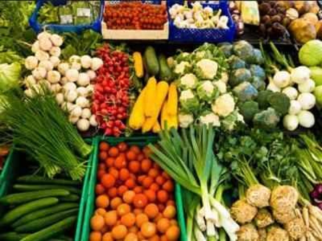 Vegetables multiple choice questions and answers